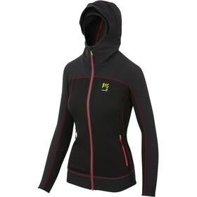 Karpos Parete Jacket Women, zwart/grijs